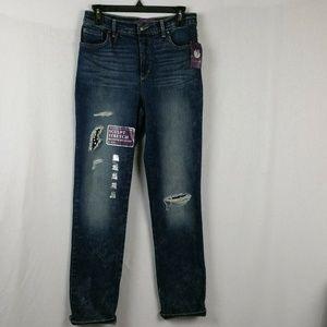 Gloria Vanderbilt Womens Amanda Jeans Size 6 NWT